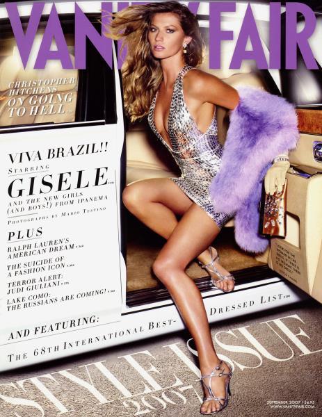 Issue: - September 2007 | Vanity Fair