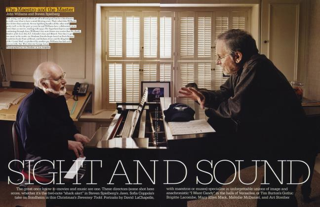 Article Preview: SIGHT AND SOUND, Fall 2007 2007 | Vanity Fair