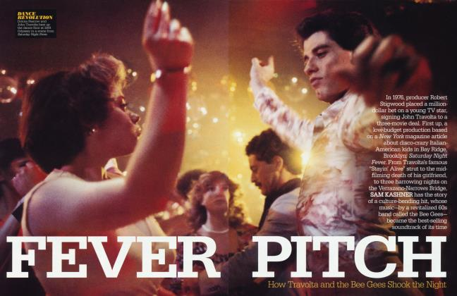 Article Preview: FEVER PICTH, Fall 2007 2007 | Vanity Fair