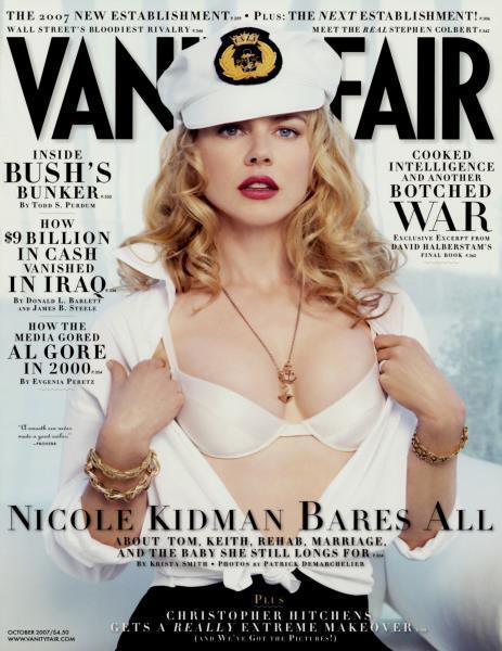 Issue: - October 2007 | Vanity Fair