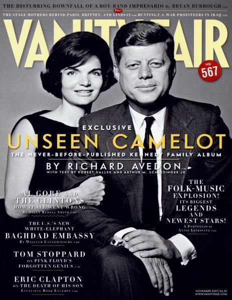 Issue: - November 2007 | Vanity Fair