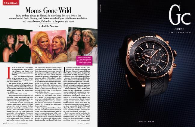 Article Preview: Moms Gone Wild, November 2007 2007 | Vanity Fair