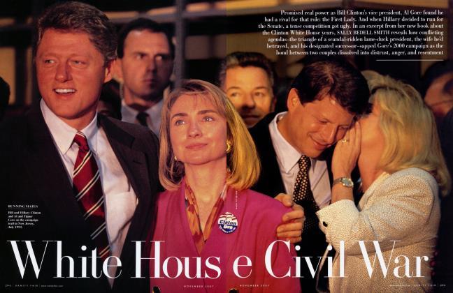 Article Preview: White House Civil War, November 2007 | Vanity Fair
