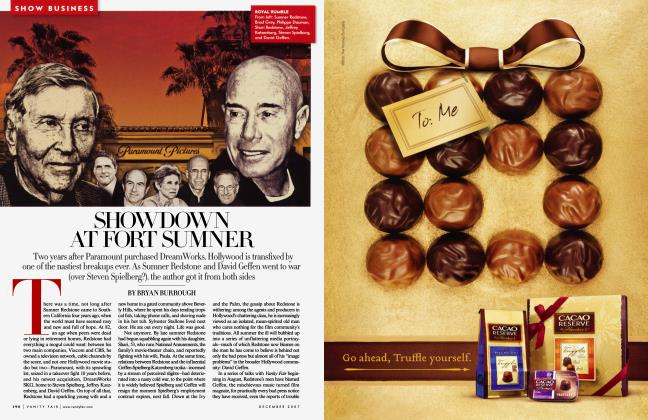 Article Preview: SHOWDOWN AT FORT SUMNER, December 2007 | Vanity Fair