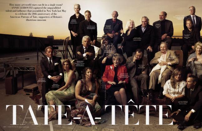 Article Preview: TATE-À-TÊTE, December 2007 2007 | Vanity Fair