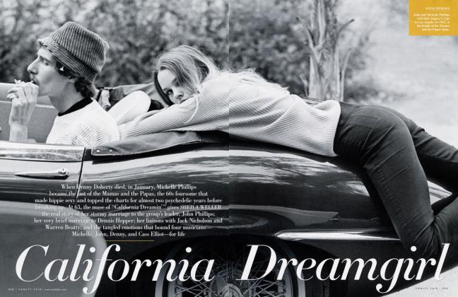 Article Preview: California Dreamgirl, December 2007 | Vanity Fair