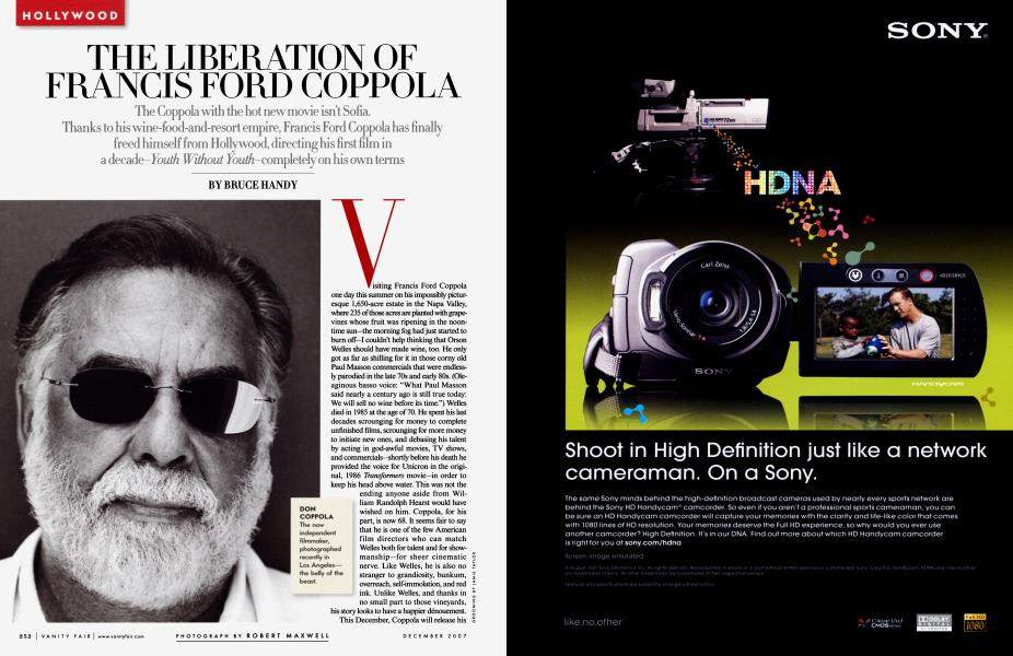 THE LIBERATION OF FRANCIS FORD COPPOLA