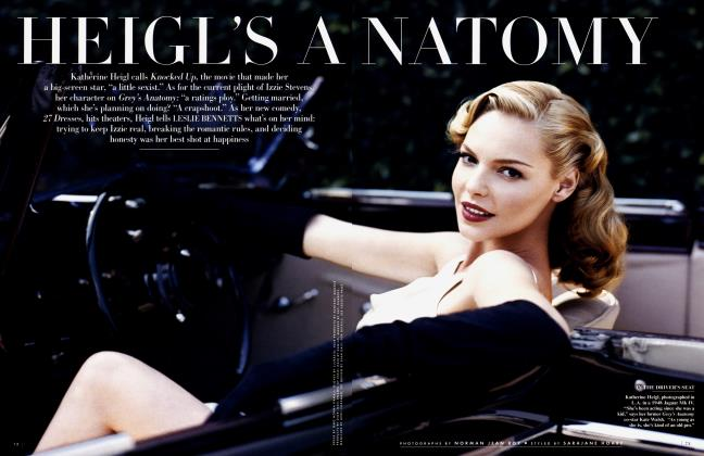 Article Preview: HEIGL'S ANATOMY, January 2008 2008 | Vanity Fair