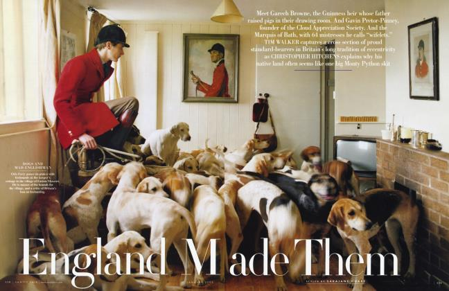 Article Preview: England Made Them, January 2008 2008 | Vanity Fair