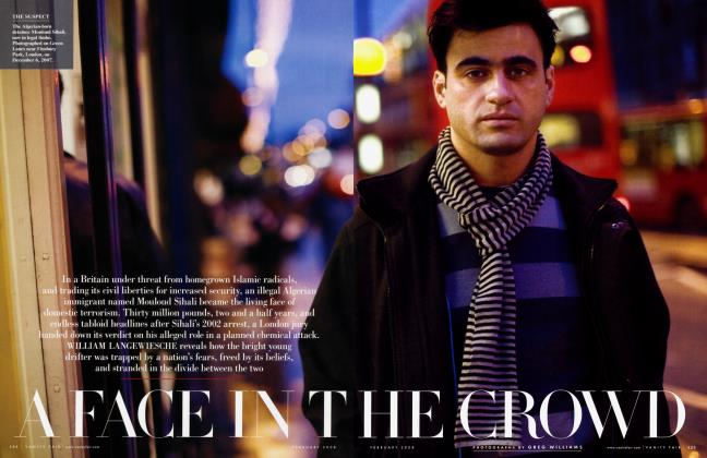 Article Preview: A FACE IN THE CROWD, February 2008 2008 | Vanity Fair