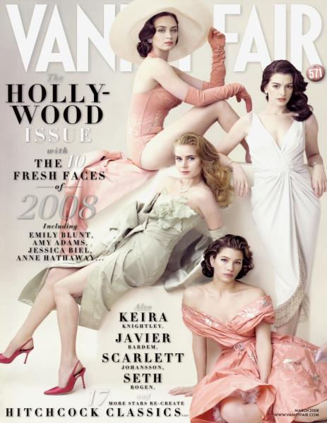 Issue: - March 2008 | Vanity Fair