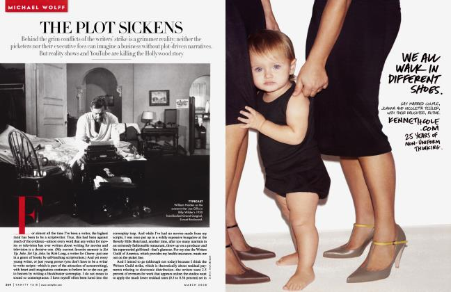 Article Preview: THE PLOT SICKENS, March 2008 2008 | Vanity Fair