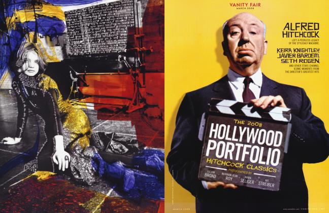 Article Preview: THE 2008 HOLLYWOOD PORTFOLIO, March 2008 2008 | Vanity Fair