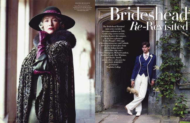 Article Preview: Brideshead Re-Revisited, March 2008 2008   Vanity Fair