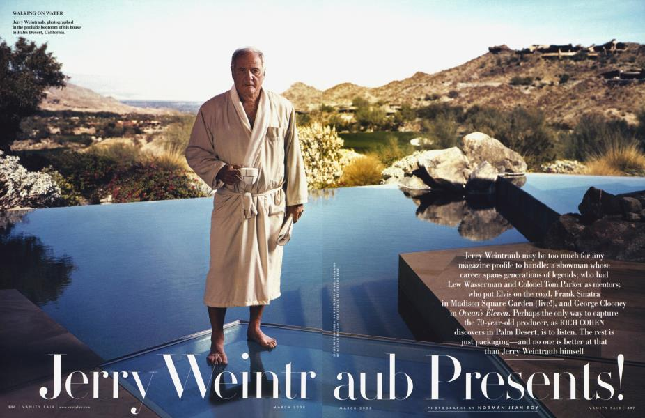 Jerry Weintraub Presents!