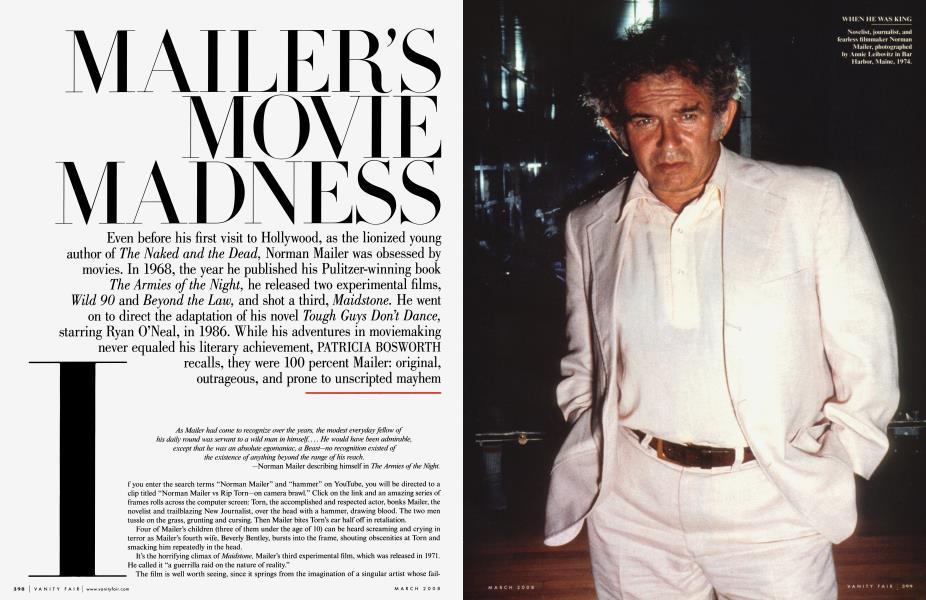 Mailer's Movie Madness
