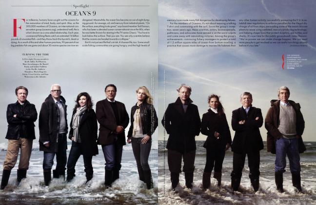 Article Preview: OCEAN'S 9, May 2008 2008 | Vanity Fair