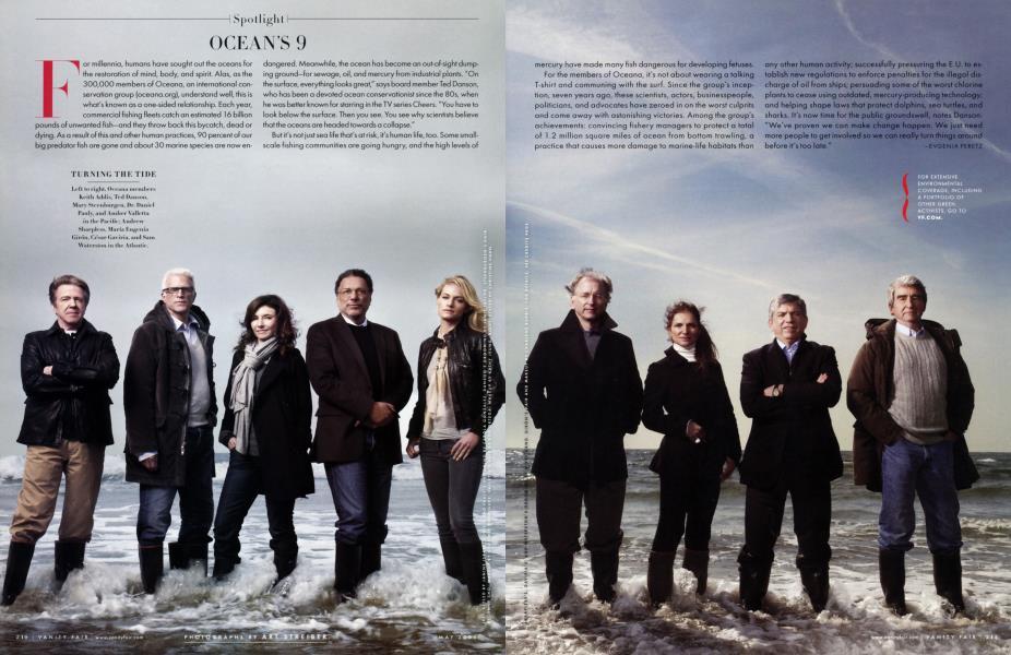 OCEAN'S 9