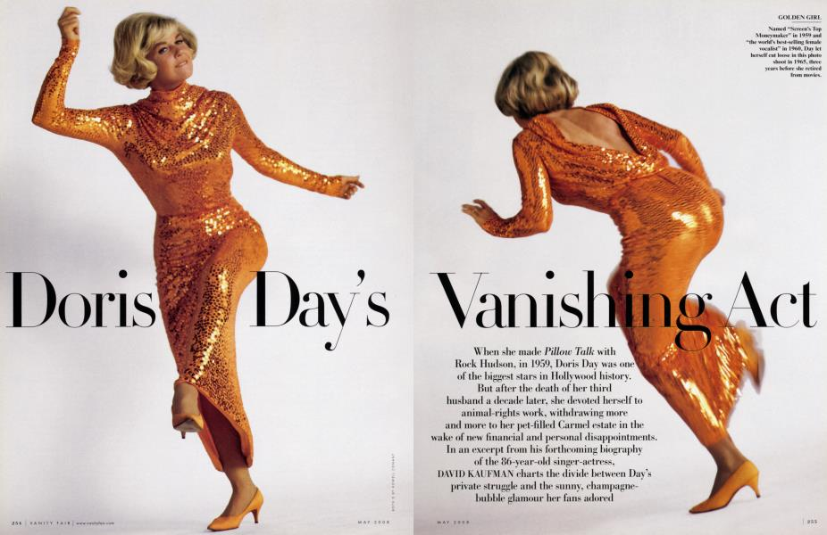 Doris Day's Vanishing Act
