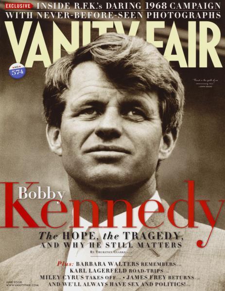 Issue: - June 2008   Vanity Fair