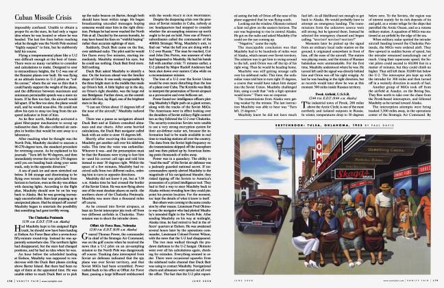 Article Preview: SKETCHBOOK: TULSA, OKLAHOMA, 1955, June 2008 2008 | Vanity Fair