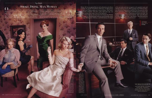 Article Preview: SMOKE, DRINK, MAN, WOMAN, June 2008 2008 | Vanity Fair