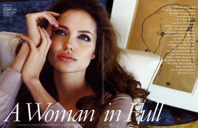 Article Preview: A Woman in Full, July 2008 2008 | Vanity Fair