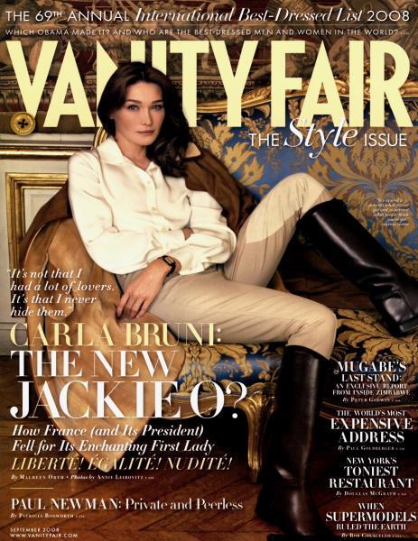 Issue: - September 2008 | Vanity Fair