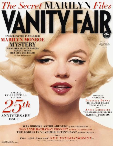 Issue: - October 2008 | Vanity Fair