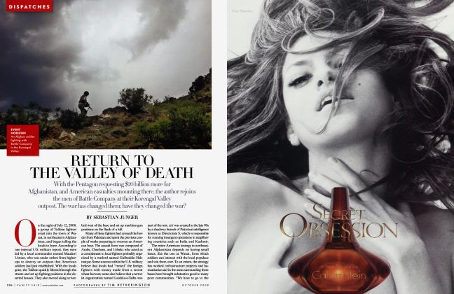 Article Preview: RETURN TO THE VALLEY OF DEATH, October 2008 2008 | Vanity Fair