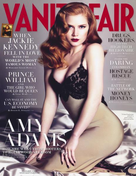 Issue: - November 2008   Vanity Fair