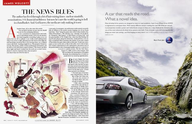 Article Preview: THE NEWS BLUES, November 2008 2008 | Vanity Fair