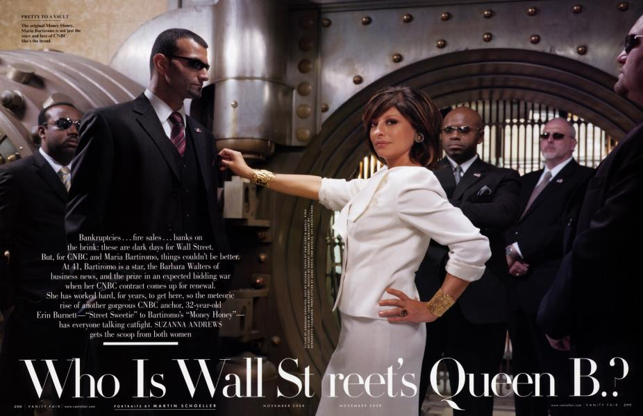 Who Is Wall Street's Queen B.?