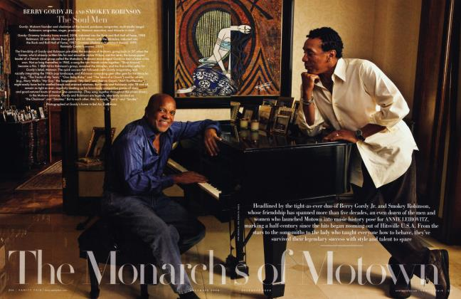 Article Preview: The Monarchs of Motown, December 2008 2008 | Vanity Fair