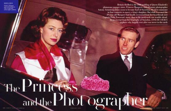 The Princess and the Photographer - February | Vanity Fair
