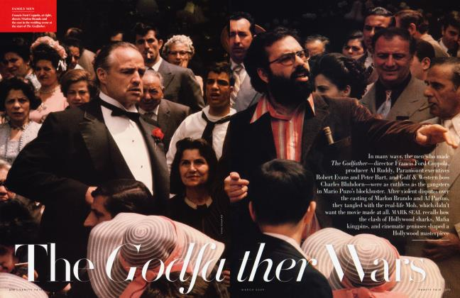 Article Preview: The Godfather Wars, March 2009 | Vanity Fair