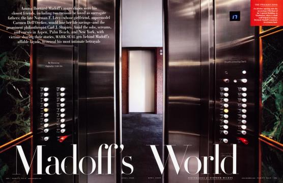 Madoff's World - April | Vanity Fair
