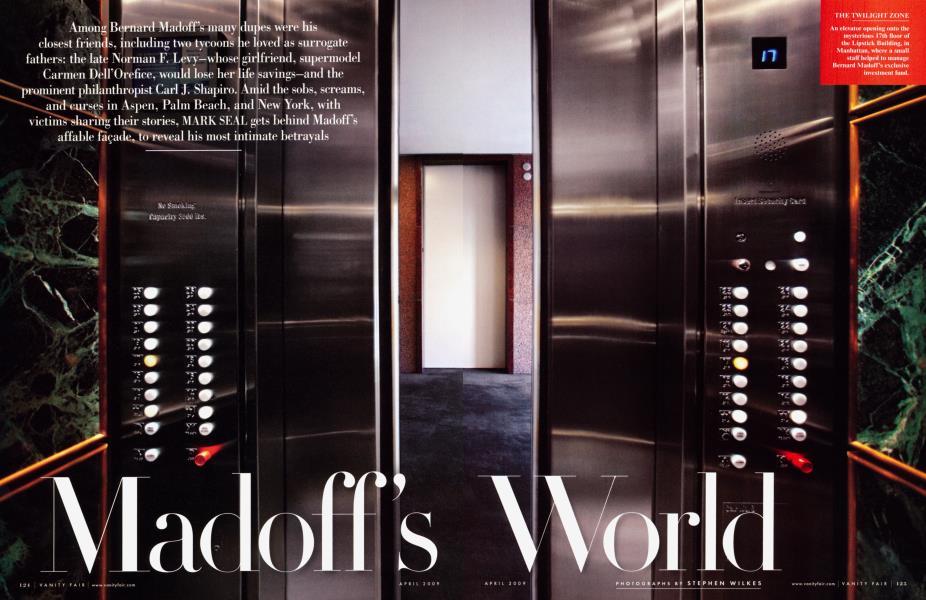 Madoff's World