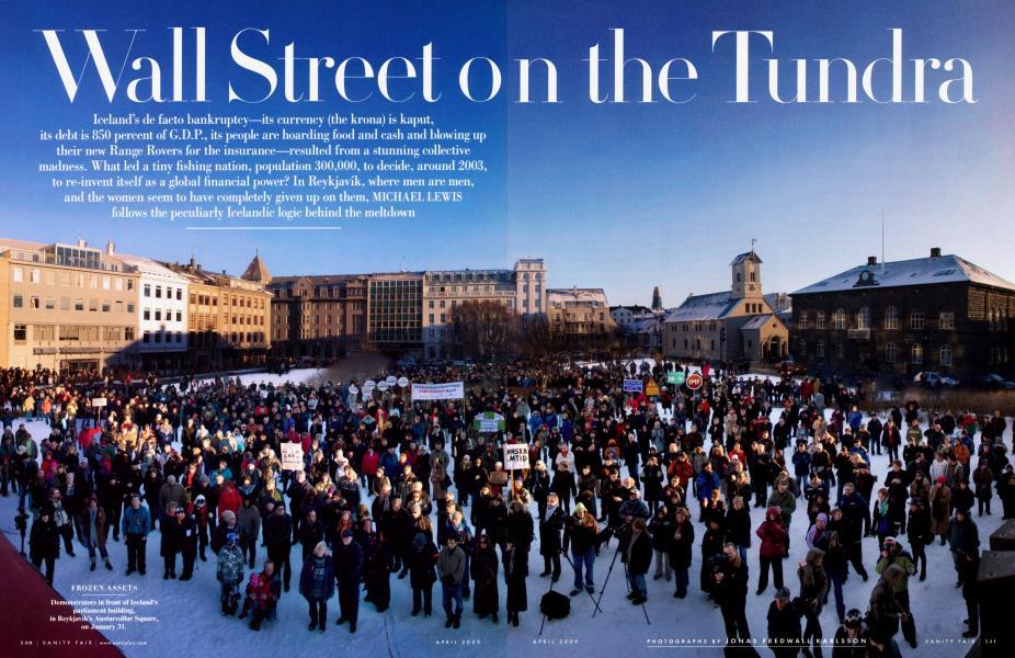 Wall Street on the Tundra