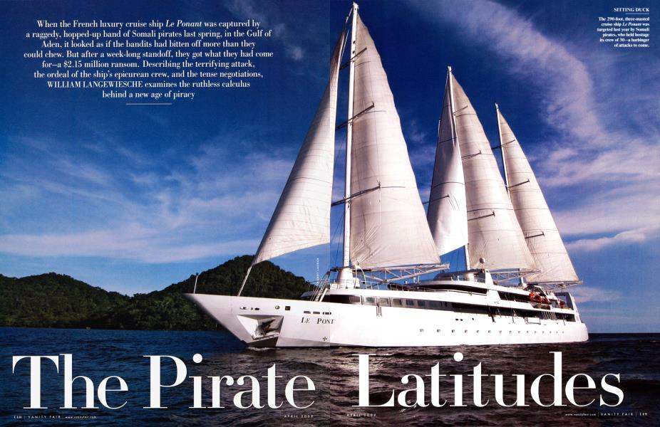 The Pirate Latitudes
