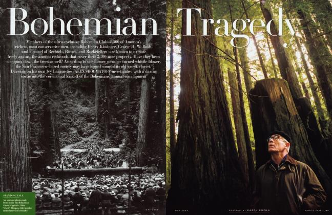 Article Preview: Bohemian Tragedy, May 2009 2009 | Vanity Fair