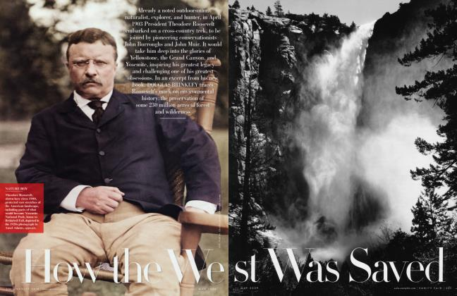 Article Preview: How the West Was Saved, May 2009 2009 | Vanity Fair