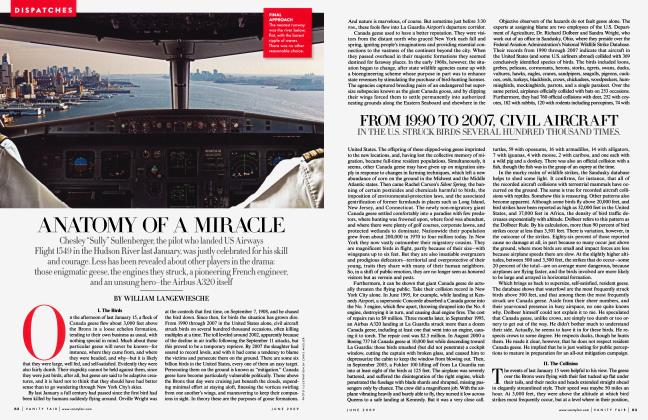 Article Preview: ANATOMY OF A MIRACLE, June 2009 | Vanity Fair