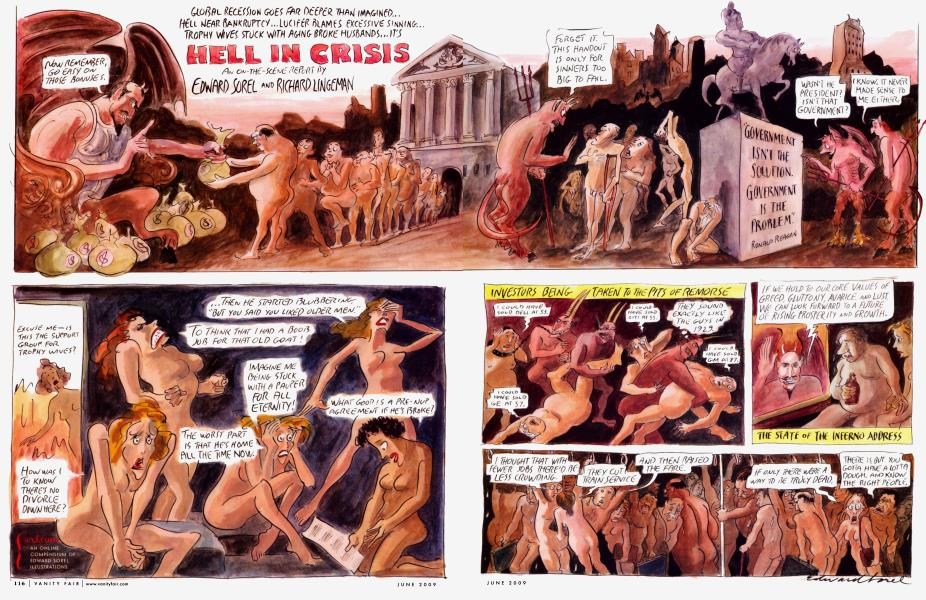 HELL IN CRISIS
