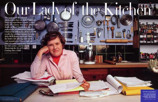 Our Lady of the Kitchen - August | Vanity Fair
