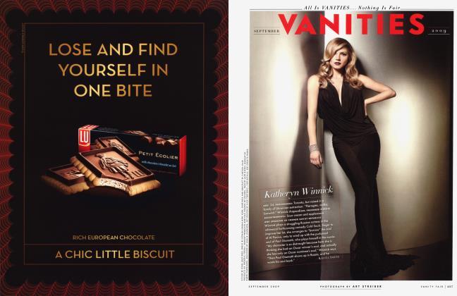 Article Preview: Katheryn Winnick, September 2009 2009 | Vanity Fair
