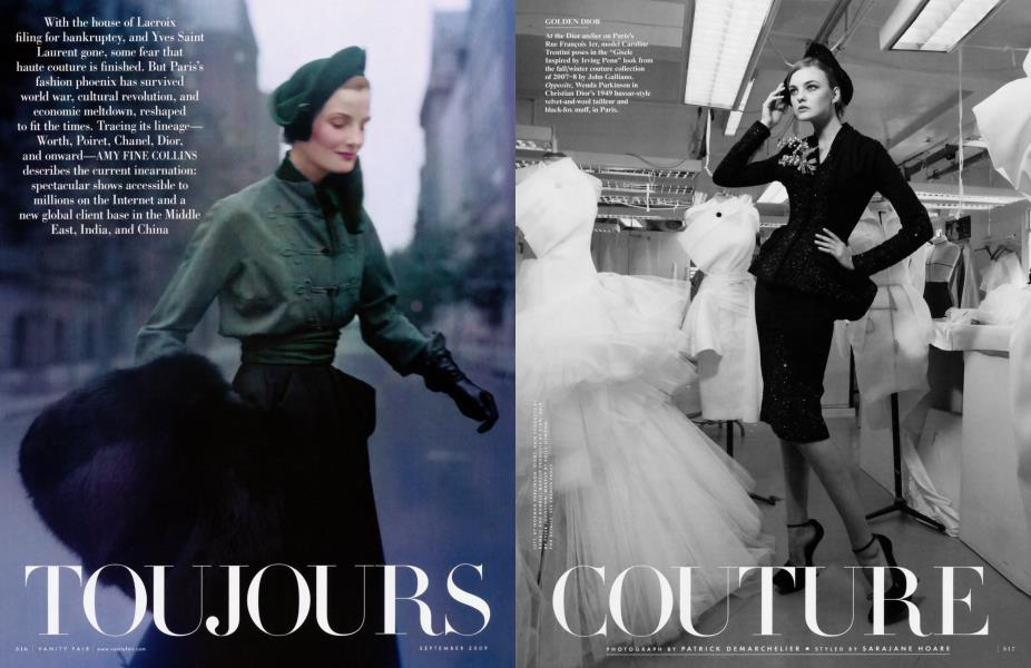 TOUJOURS COUTURE