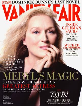 January 2010 | Vanity Fair
