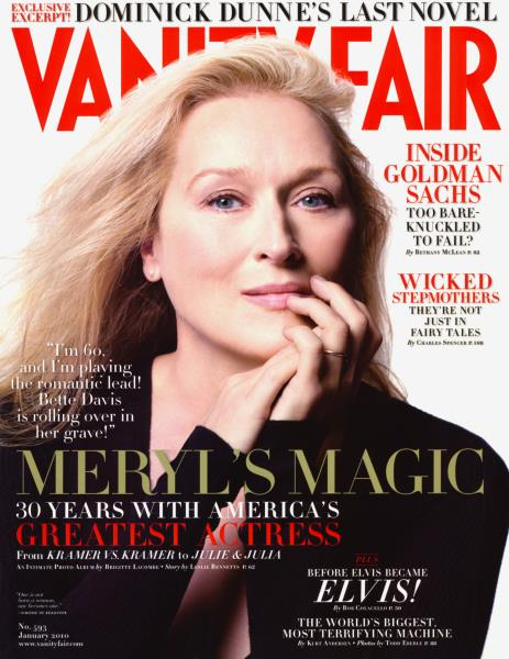 Issue: - January 2010 | Vanity Fair