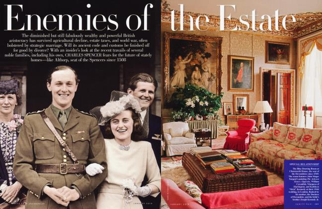 Article Preview: Enemies of the Estate, January 2010 | Vanity Fair